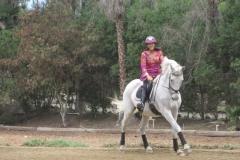 Irene Valenti in Valenti Equestrian Club